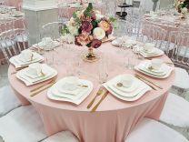 Table de récéption Royal