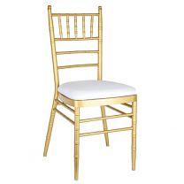 Chaise-Victoria Dorée