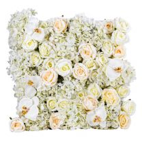 Mur Floral Albe 250x250cm