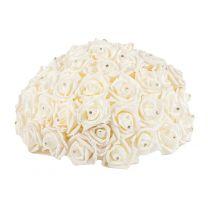Boule de Rose Blanche