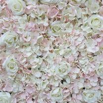 Mur Floral Rose 300x300cm